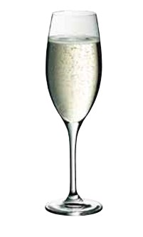 Champagneglass Royal 25cl (216x65mm)